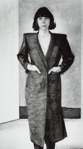 Portret van Sonja Josephine Toirkens (1944-1993)
