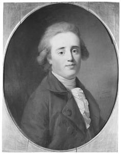 Portret van Jan Andries Munter (1756-1785)