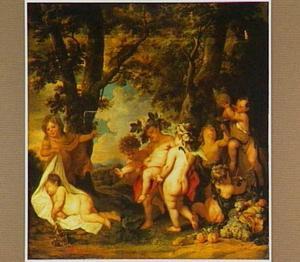 De jeugd van Bacchus
