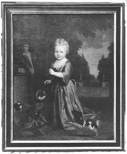 Portret van Clara Hillegonda Graafland ( -1736)