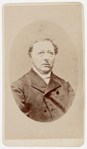 Portret van C. Wiersma