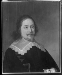 Portret van Johannes Gevaerts