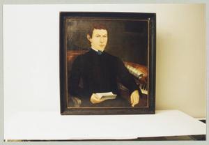 Portret van J.G. van Holthuysen (1805-1838)
