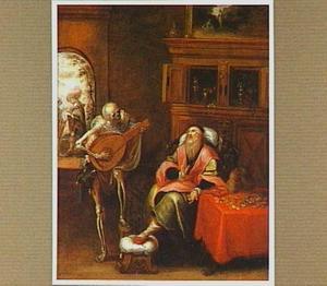 De dood en de rijke oude man
