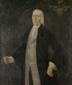 Portret van Jeremias van Riemsdijk (1712-1777)