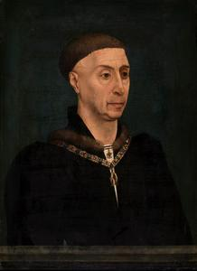 Portret van Philips de Goede (1396-1467)