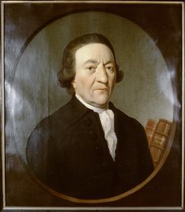 Portret van Jan Willem Racer (1736-1816)