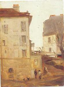 Oude wijk