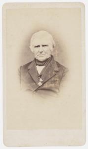 Portret van Pieter de Wilde (1805-1879)