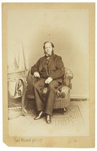 Portret van Jacob Pieter Pompejus van Zuylen van Nijevelt (1816-1890)