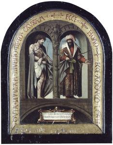 Christus wordt door Pilatus aan het volk getoond