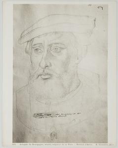 Portret van Adolf van Bourgondie (1489-1540)