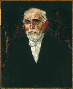 Portret van Hendrik Antoon Lorentz (1853-1928)