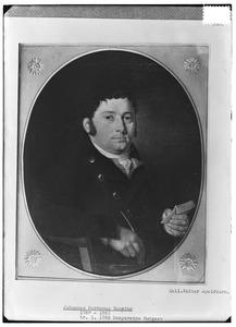 Portret van Johannes Hermanus Gunning (1768-1853)