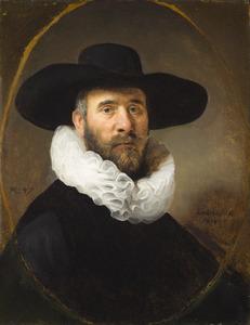 Portret van Dirk Jansz. Pesser (....-1650)