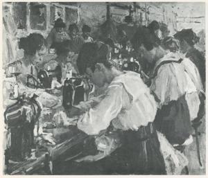 Confectie-atelier