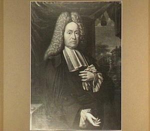 Portret van Wigbold Gruys (1652-1720), Heer tot Melhuizen, Raadsheer van Groningen