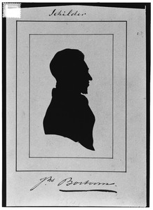 Portret van Johannes Bosboom (1817-1891)