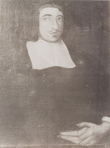 Portret van Robert Mac Ward (1663-1681)