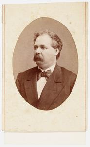 Portret van W.L.J.H. van der Moulle