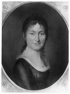 Portret van Jeanette Agnes van Delen (1762-1830)