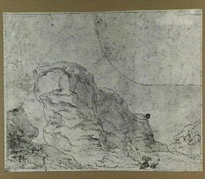 Studie van rotsen