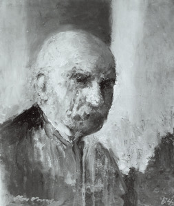 Portret van Kees Verwey (1900-1995)