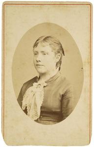 Portret van Elisabeth Jacoba Lucia Junius van Hemert (1860-1918)