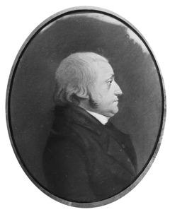 Portret van Nicolaas Cornelis Wittert van Bloemendaal (1765-1838)