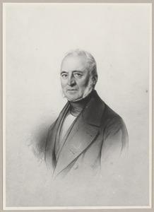 Portret van Cornelis Vollenhoven (1778-1849)