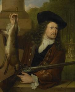 Portret van Jan de Hooghe (1650-1731)