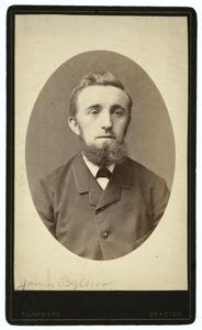 Portret van Jannes Bijlsma (1861-1941)