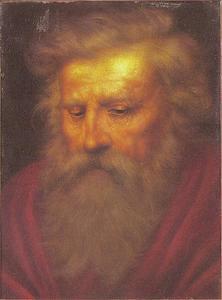 Hoofd van een apostel