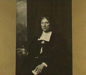 Portret van Daniël Niëllius (1610-....)