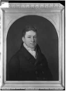 Portret van Albertus Hodshon (1766-1825)