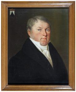 Portret van Kaspar Karl Ferdinand Anton Franz baron de Weichs de Wenne (1777-1850)