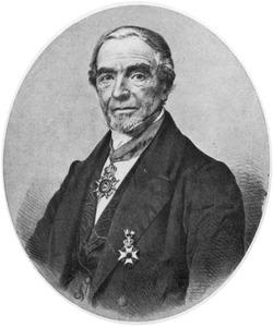 Portret van Isaac Antoni Soetens van Royen (1800-1868)