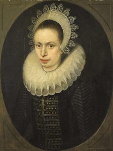 Portret van Antoinette Walleran (1598-....)