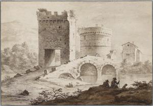 Ponte Lucano nabij Rome