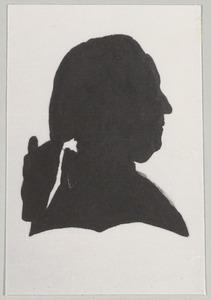 Portret van Voute