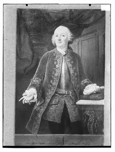Portret van Onno Zwier van Haren (1711-1779)