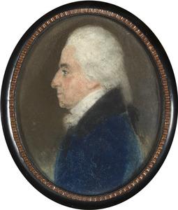 Portret van Izaak Petrus de Veye (1733-1818)