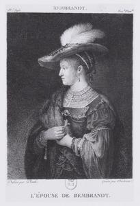 'L' épouse de Rembrandt'