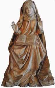 Maria van een Pinkstervoorstelling