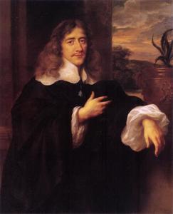 Portret van een man uit de familie Munter