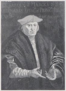 Portret van Erard de la Marck (1472-1538)