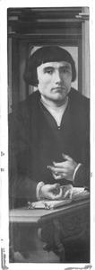 Portret van een stichter