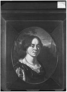 Portret van Maria van Heemskerck (1656-1712)