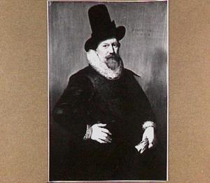 Portret van Jan Martensz Merens (1574-1642)