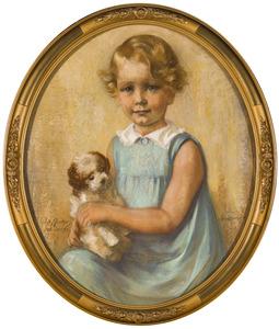 Portret van Anna Elize Schiff (1929- )
